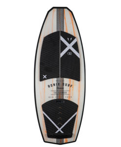 Ronix Hex Shell   The Blender   Natural / Paint Drip Orange 2018