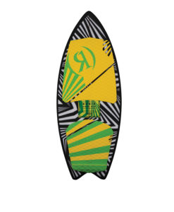 Ronix Super Sonic Space Odyssey   Powertail   Stripe Blue 2018