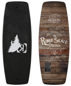Ronix Electric Collective   Rustic Buffalo 2018