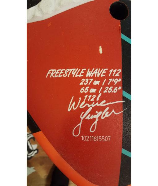 JP Freestyle Wave PRO 112 2016