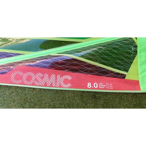 GA Cosmic 8.0 + mastil