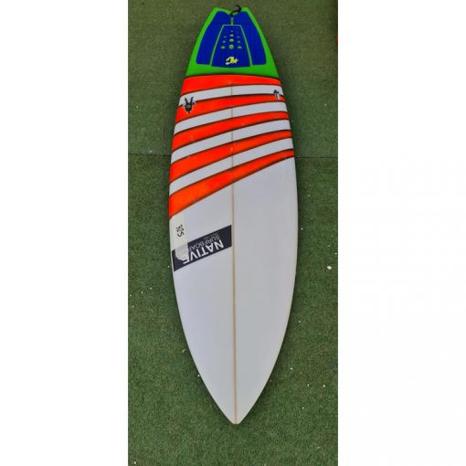 Native Surfboard 510x 20 30.2L