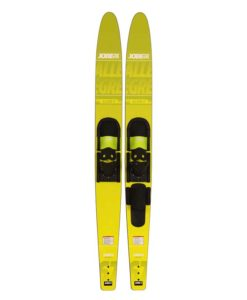 Jobe Allegre Combo Waterskis Yellow 2018