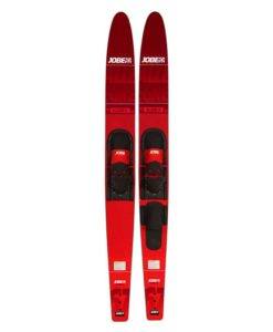 Jobe Allegre Combo Waterskis Red 2018