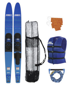 Jobe Allegre 67 Combo Waterskis Package Blue 2018