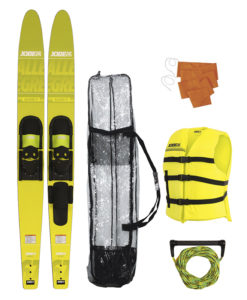 Jobe Allegre 67 Combo Waterskis Package Yellow 2018