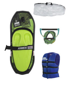 Jobe Sentry Kneeboard Package 2018