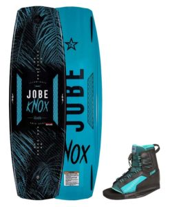 Jobe Knox Wakeboard 139 & Republik Bindings 2018