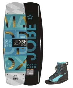 Jobe Maddox Wakeboard 142 & Republik Bindings 2018