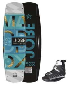 Jobe Maddox Wakeboard 142 & Unit Bindings 2018
