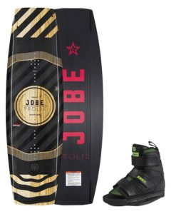 Jobe Prolix Wakeboard 143 & Host Bindings 2018