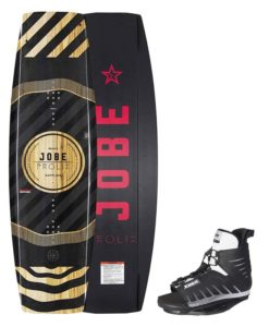 Jobe Prolix Wakeboard 138 & Unit Bindings 2018
