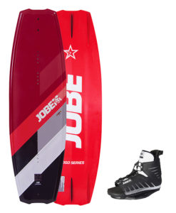 Jobe Logo Wakeboard 138 & Unit Bindings 2018