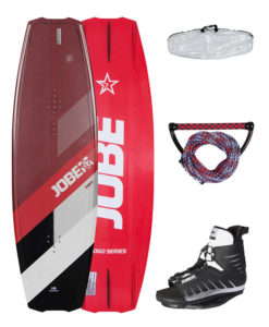 Jobe Logo Wakeboard 138 & Unit Package 2018