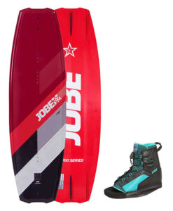 Jobe Logo Wakeboard 138 & Republik Bindings 2018