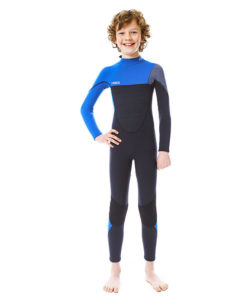 Jobe Boston 3/2mm Wetsuit Kids Blue 2018