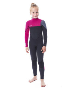 Jobe Boston 3/2mm Wetsuit Kids Pink 2018