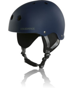 Liquid Force Flash W/Earflaps  Ce Rubber Ox Navy