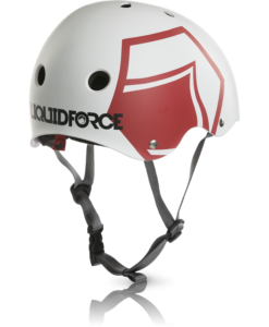 Liquid Force Hero Helmet Ce White