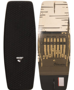 Liquid Force  Reflex 44 Wakeskate
