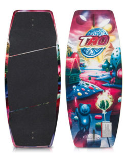 Liquid Force  Tao 39 Grind Wakeskate