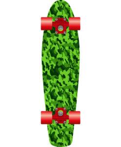 Prohibition Pattern Green Camo 22