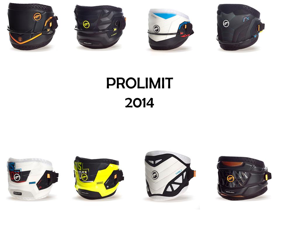 Nuevos Arneses Prolimit 2014