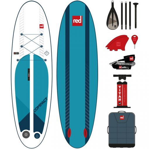 Red Paddle Compact 96 package 2020