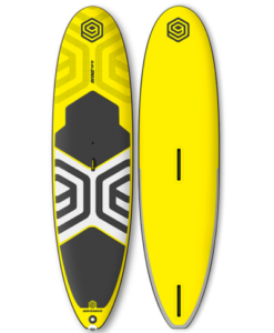 Novenove iSUP 106 WIND Fusion Tech + rail tuck
