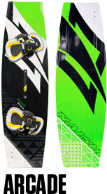 Tablas Naish Kite 2012
