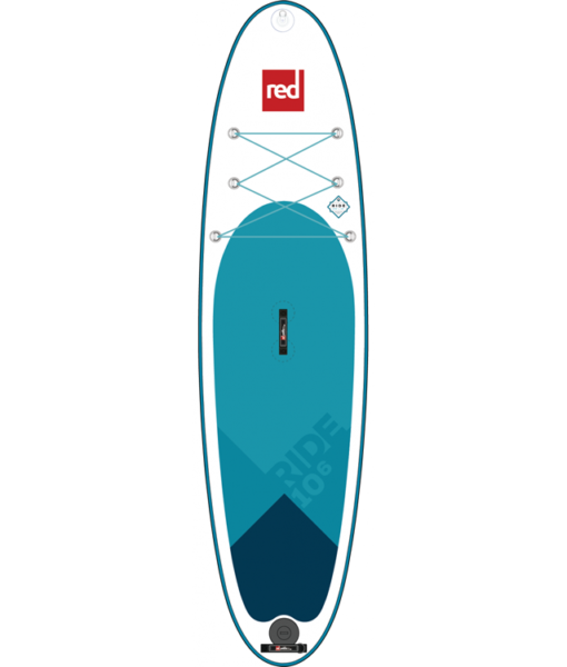 Red Paddle Ride 106 x 32 2018