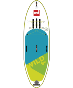 Red Paddle Wild 96 x 34 2018