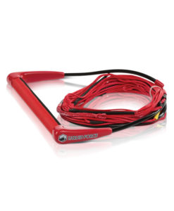 Liquid Force Comp Handle / Dyneema 65´ Red