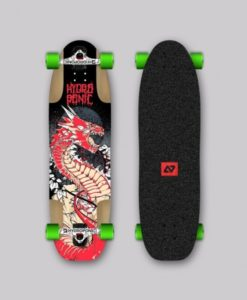 Hydroponic DRAGON 2.0 BLACK RED