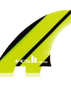 FCS II Carver Neo Glass Tri Set 2016