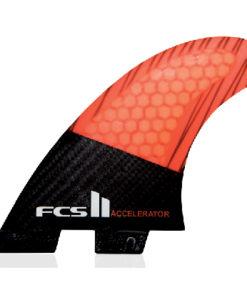 FCS II Accelerator Pc Carbon Tri Set 2016