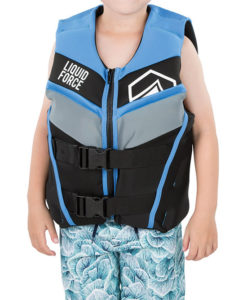 Liquid Force Fury Child  Cga Blk/Blu