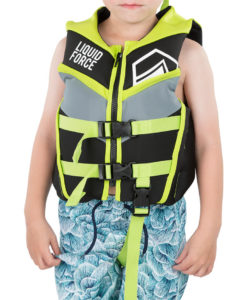 Liquid Force Fury Child  Cga Blk/Grn