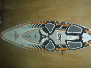 Tabla JP freestyle wave pro 85l 2006