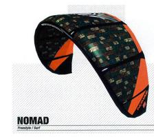 Disponible cometas Cabrinha Nomad y Switchblade 2011