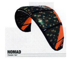 Disponible cometas Cabrinha Nomad y Switchblade 2011