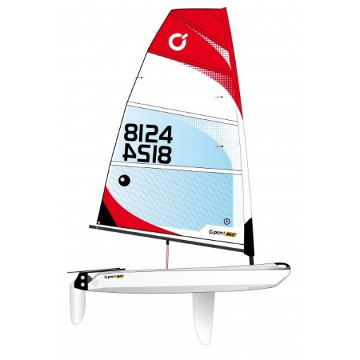 OPen Bic Complete Boat 4,5
