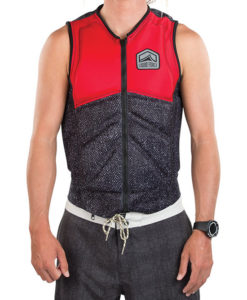 Liquid Force Z Cardigan Comp Ce Red / Black