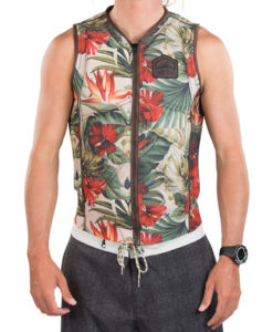 Liquid Force Z Cardigan Comp Ce Floral